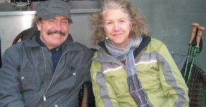 Jim Oleson and Nancy Burgi-Oleson